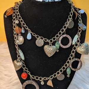 Jewelry - Charm necklace